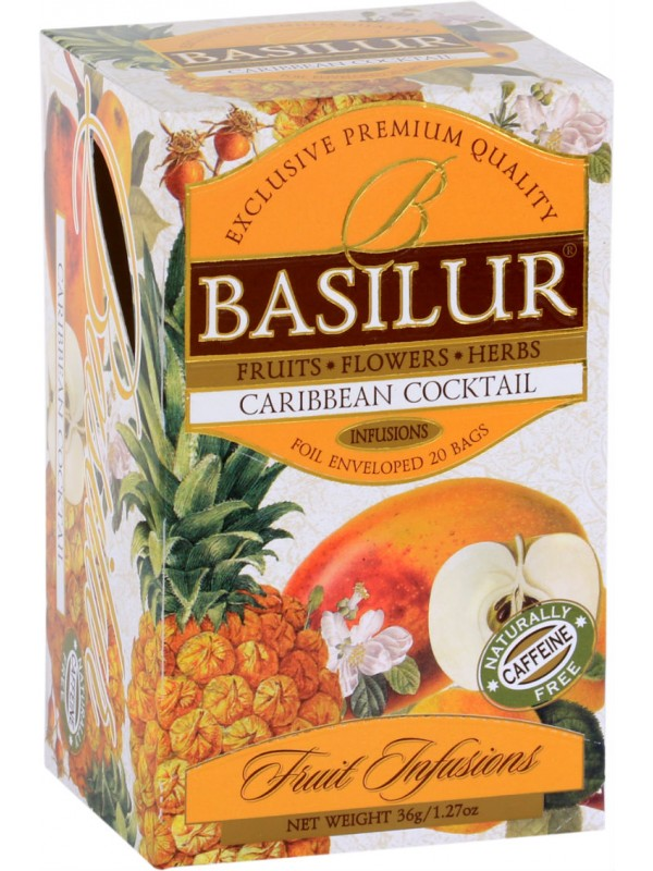 "Fruit Infusions - ""Caribbean Cocktail"" (Sachets)"