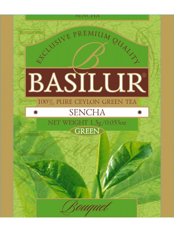 "Bouquet - ""Assorted"" Green Tea (Sachets)"