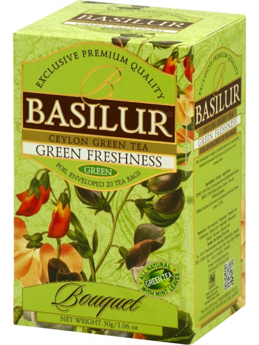 "Bouquet - ""Green Freshness"" (Sachets)"