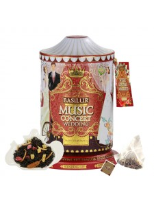 "Music Concert - ""Wedding"" (Pyramid Tea Bags)"