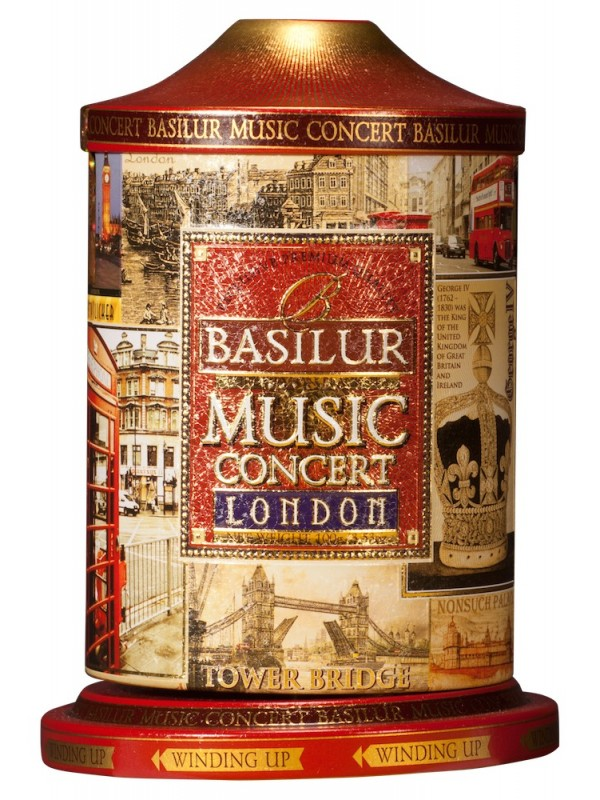 "Music Concert - ""London"" (Pyramid Tea Bags)"