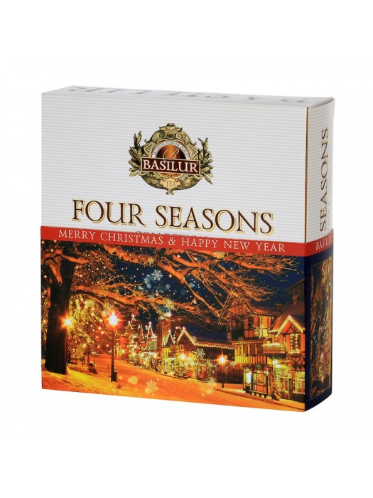 Christmas Edition: Four Seasons Assorted Teas (40 sachets)
