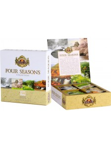 Four Seasons Assorted Teas (40 sachets)