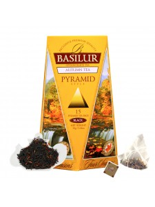"Four Seasons - ""Autumn"" Maple Black Tea (Pyramid Tea Bags)"