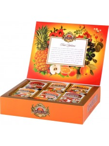 Gift Collection - Caffeine-free Fruit Infusions (6 x 10 sachets)