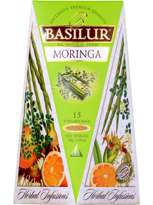 "Herbal Infusions - ""Moringa"" (Caffeine-free)"