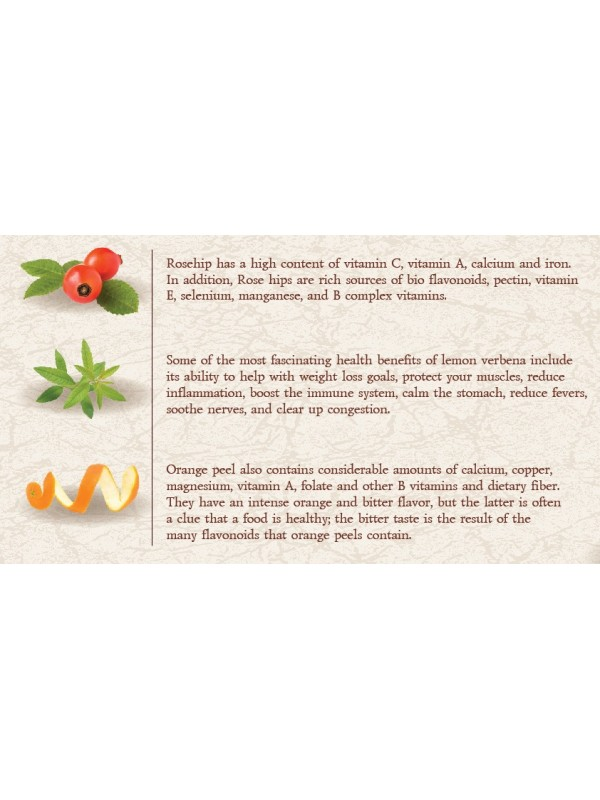 "Herbal Infusions - ""Cinnamon"" (Caffeine-free)"