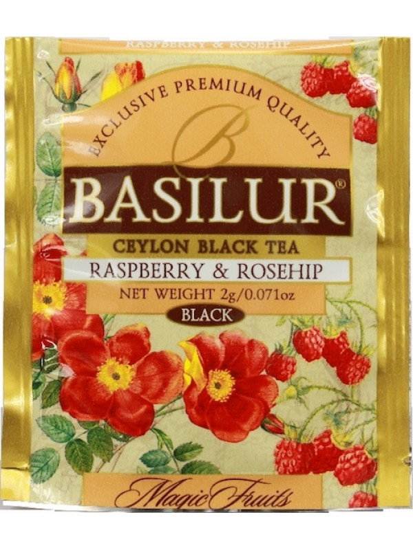 "Magic Fruits - ""Raspberry & Rosehip"" (Sachets)"