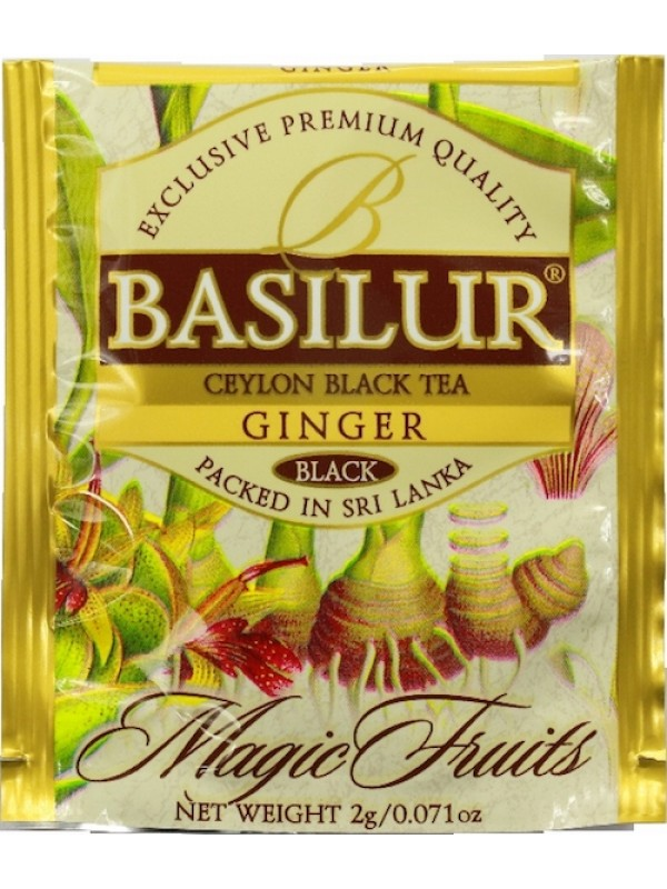"Magic Fruits - ""Ginger""  (Sachets)"
