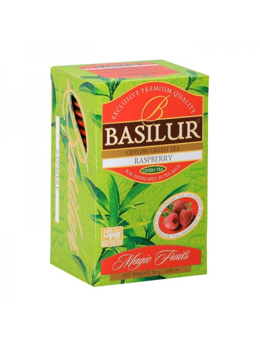 "Magic Fruits Green - ""Raspberry"" (Sachets)"