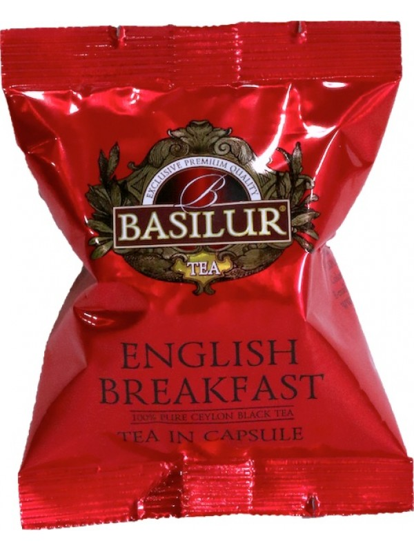"Tea Capsule - ""English Breakfast"""
