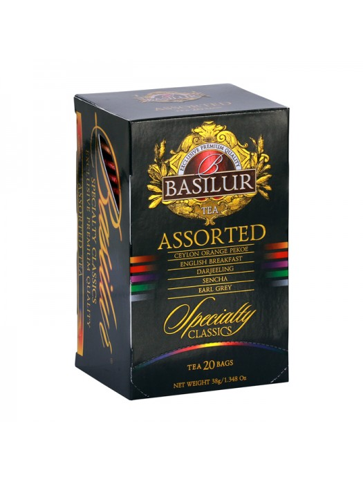 "Specialty Classics - ""Assorted"" (Sachets)"