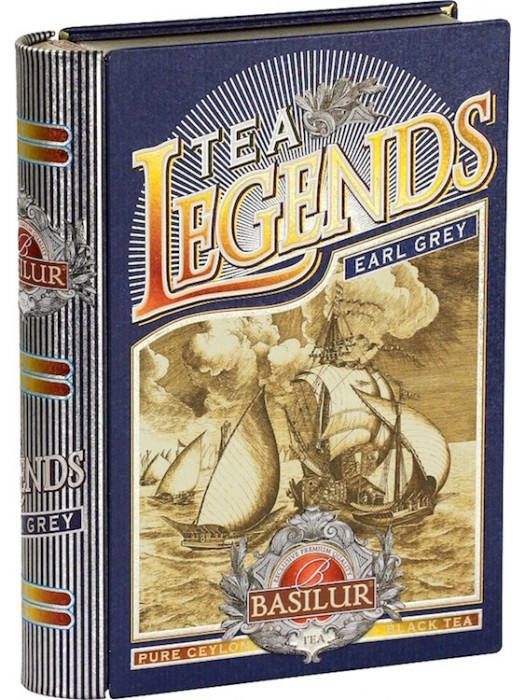 Tea Legends - Earl Grey (Loose leaf)