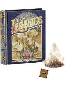 Tea Legends - Miniature Earl Grey (Pyramid Tea Bags)