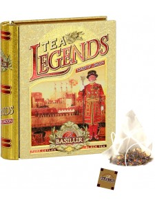 Tea Legends - Miniature Tower of London (Pyramid Tea Bags)
