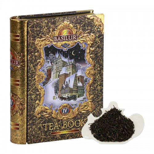 "Tea Book - ""Volume IV"" (Loose leaf)"