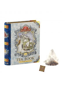 "Tea Book - ""Miniature Volume I"" (Pyramid Tea Bags)"