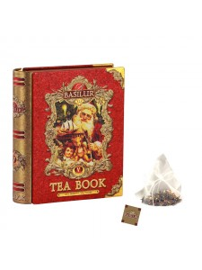 "Tea Book - ""Miniature Volume V"" (Pyramid Tea Bags)"