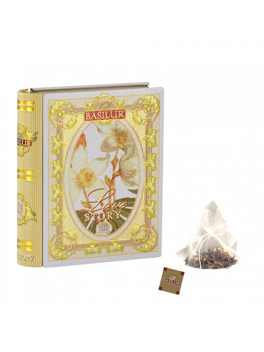 "Love Story - ""Miniature Volume III"" (Pyramid Tea Bags)"
