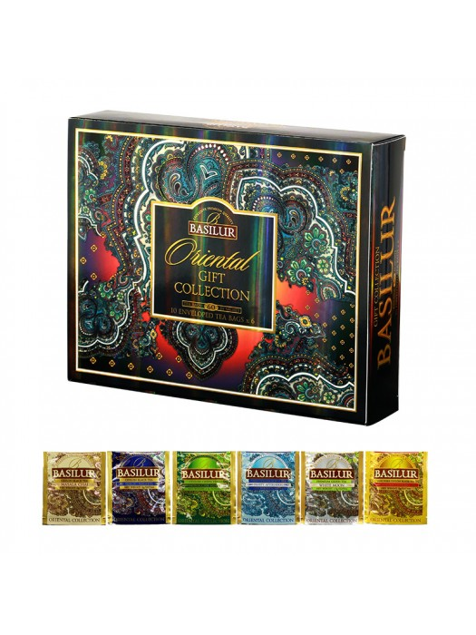 Gift Collection - Oriental (6 x 10 sachets)