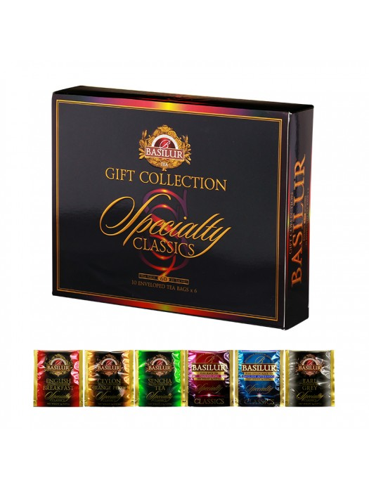Gift Collection - Specialty Classics (6 x 10 sachets)