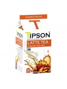 Tipson Latte Tea - Almond Thai Tea (Tea Bags)
