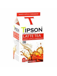 Tipson Latte Tea - Baked Apple Cinnamon (Tea Bags)