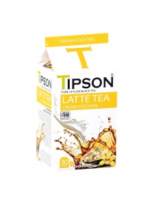 Tipson Latte Tea - Cream Cocktail (Tea Bags)