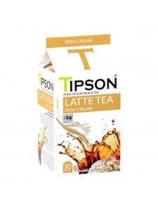 Tipson Latte Tea - Irish Cream (Tea Bags)