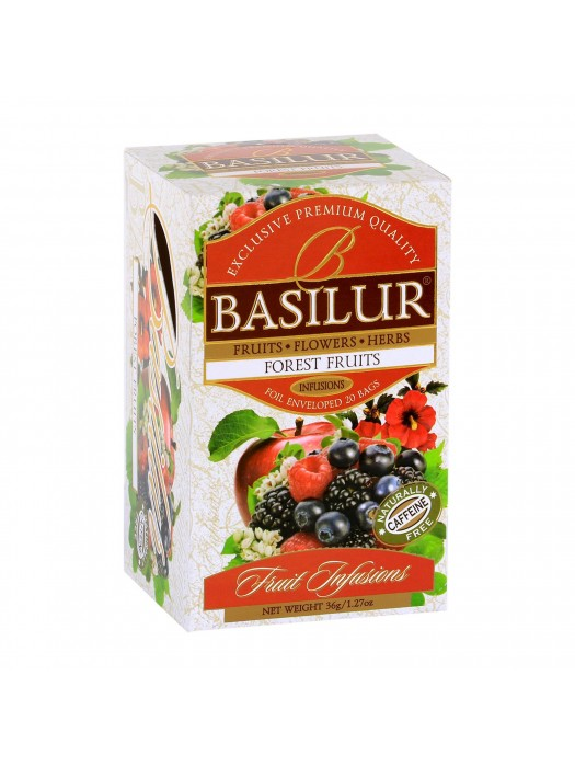 "Fruit Infusions - ""Forest Fruits"" (Sachets)"