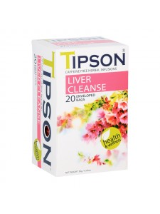 Tipson Health & Wellness - Liver Cleanse (Tea Bags)